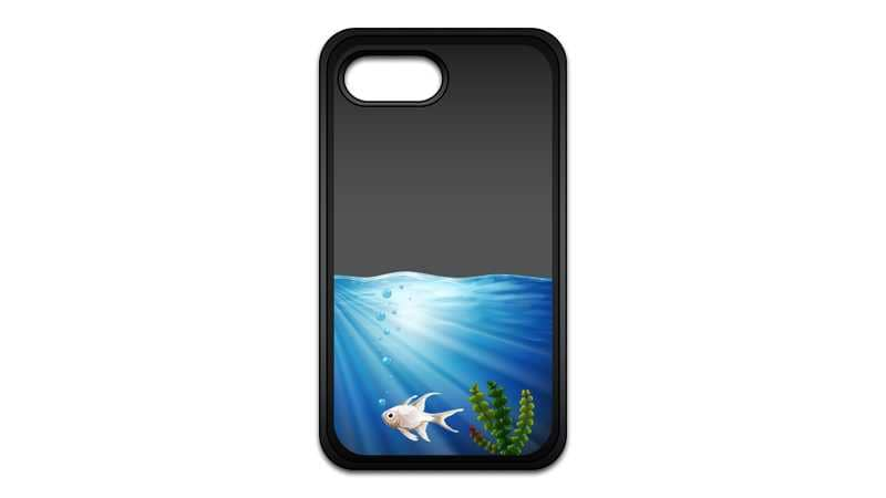 liquid phone case.
