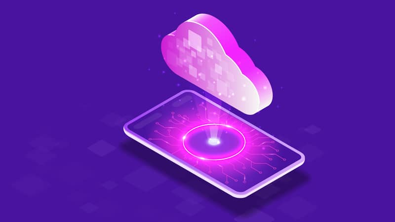 how to transfer application backups to the cloud