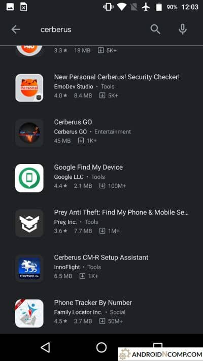 programs for finding a smartphone
