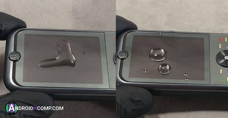 liquid film comparison