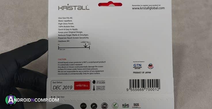 liquid film packaging