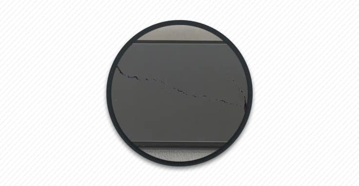 how to stick glass on a broken screen